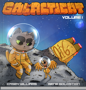 Galacticat Cover